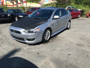 Clean Car,,,2011 Mitsubishi Lancer Sedan,, NEW MVI