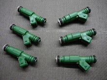 Holden Commodore fuel injectors 6x VN-VY 440cc/42lb 0 280 155 968 Munno Para Playford Area Preview