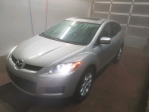 07 Mazda CX-7 AWD turbo (Mazdaspeed), fully loaded, recent inspe