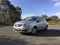 Vauxhall corsa cheap car first car fsh