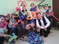 Montreal's BEST Birthday Party Magician - No kidding!!!