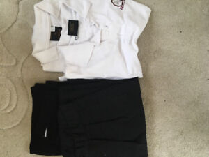 Bishop Tonnes Uniforms