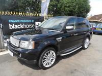 Land Rover Range Rover Sport 2.7 TD V6 SE 5dr