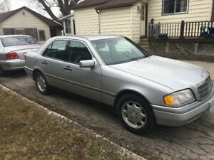 1997 Mercedes Benz C230.  Great Condition.