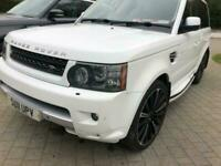 2011 Land Rover Range Rover Sport 3.0 TD V6 HSE 5dr SUV Diesel Automatic
