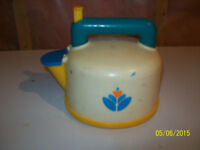 Vintage fisher price boiling kettle that whisles