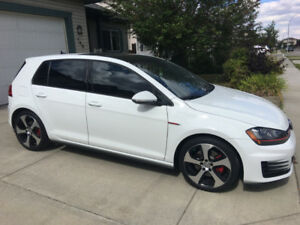 2015 VW Golf GTI Autobahn (Manual)