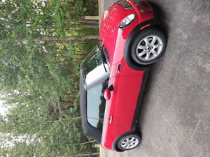 2008 Mini Cooper Convertiable