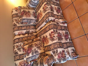 GREAT DEAL!!!! BEAUTIFUL couch , love seat, coffee & end tables!