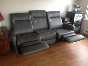 Divan Inclinable Motoriser  **** Motorised Reclining Couch
