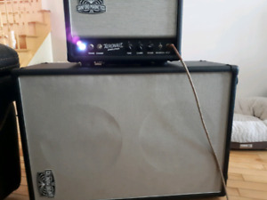 Sanford aeronaut head and cab 2x12