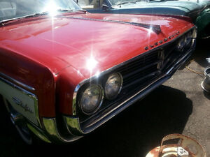 1962 Olds Starfire Convertible; Redone, Dual Exhaust. $19,900 US