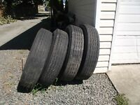 tires for utility service