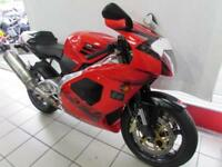 APRILIA RSV1000 MILLE, 04 REG ONLY 14119 MILES, SEAT COWL AND SEAT, TAIL TIDY...