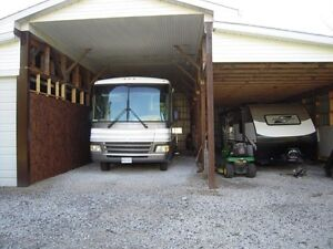 Winter/Summer Storage for Boat or RV