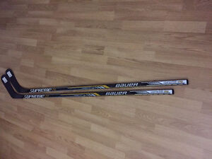 Bauer Supreme 170 Hockey sticks **NEW**