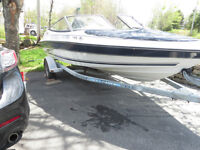 1999 - 17ft Doral 170BR (90HP Mercury)