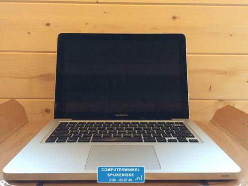 *Outlet* Apple MacBook Pro i5 13 inch 4/8GB hdd/ssd + Garant