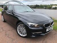 2014 14 BMW 3 SERIES 2.0 320D LUXURY 4D 184 BHP DIESEL
