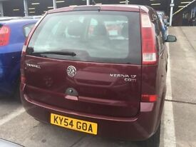 vauxhall mariva 17 turbo diesel 54 plate 495 swap for why