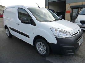 2016 Citroen Berlingo 1.6 HDi 850kg Enterprise L1 92PS, LOW MILES, AIR CON, DAB