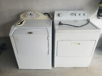 Selling washer dryer