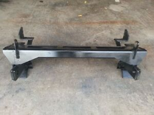 Fisher plow mount