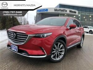 2017 Mazda CX-9 GT  - Navigation -  Leather Seats - $265.69 B/W