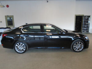 2013 LEXUS GS350 ULTRA PREMIUM AWD! MINT!! ONLY $25,900!!!