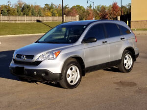 2009 HONDA CR-V, LX, 85,000KM ONLY!!! IMMACULATE CONDITION!!!