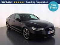 2014 AUDI A6 2.0 TDI Black Edition 4dr Multitronic With Paddle Shift