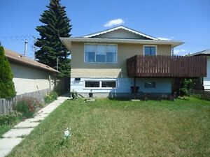 Renovated bilevel with suite in Coronation Park for sale.