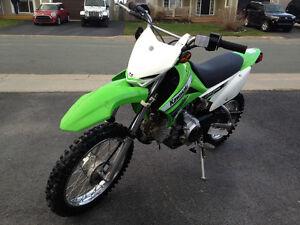 2012 Kawasaki KLX 110