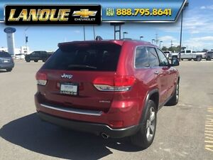 "2015 Jeep Grand Cherokee Limited  PANO SUNROOF, DUEL DVD, 20"" WH Windsor Region Ontario image 7"