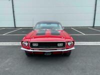 MUSTANG GT/CS 289-4 V8 AUTO CALIFORNIA SPECIAL, TRIPLE CONCOURSE SPECIAL