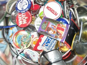 400 Buttons and Badges