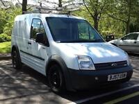 2007 1 owner Ford Transit Connect 1.8TDCi ( 90PS ) Euro IV T220 SWB van