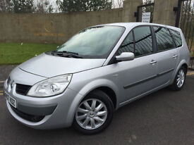 2007 07 RENAULT SCENIC 1.6 VVT ( 111bhp ) DYNAMIQUE *7 SEATER*