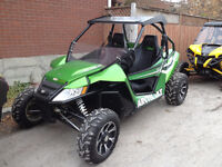 2012 Arctic Cat Wildcat 1000 Side X Side