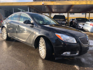 2011 BUICK REGAL CXL 165780 KM FULLY LOADED CAR