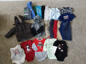 6-12 month clothes