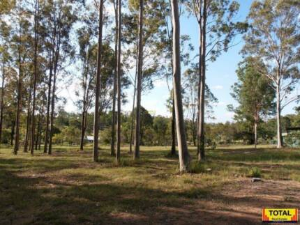 TOTAL The Block You've Been Looking For - 5224m2, Mostly Fenced. Glenwood Fraser Coast Preview