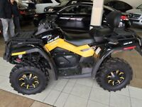 2012 can am 650 vtwin very low km