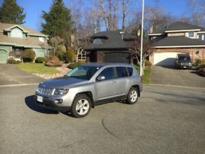 Nearly Brand New Jeep Compass