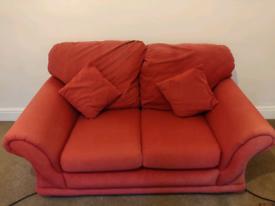 Free two-seater sofa