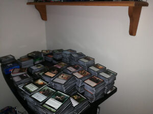 magic the gathering cards