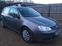 VW GOLF 1.4S 5DR 2006 IDEAL FURST CAR CHEAP INSURANCE 1 OWNER FROM NEW