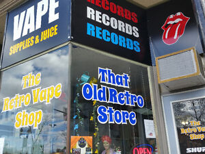 CASH FOR VINTAGE STEREO EQUIPMENT & VINYL COLLECTIONS