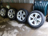 BMW X6/X5 Wheels / Roues usagees (4)