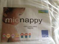 Mio nappies size 2 - brand new
